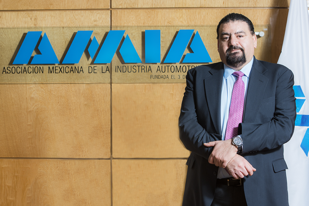 Eduardo Javier Solís Sánchez, President of the Mexican Automobile Industry Association (AMIA). Photo: 123rf.