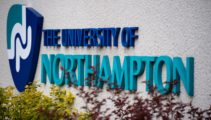 University of Northampton. Photo: AFP Chris J Ratcliffe.