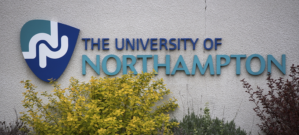 Logo of University of Northampton