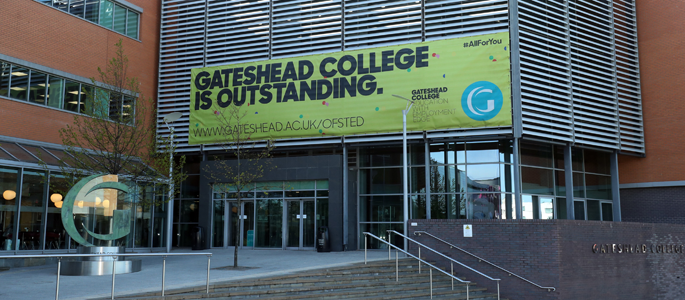 Gateshead England, Campus. Photo: AFP Scott Heppell.