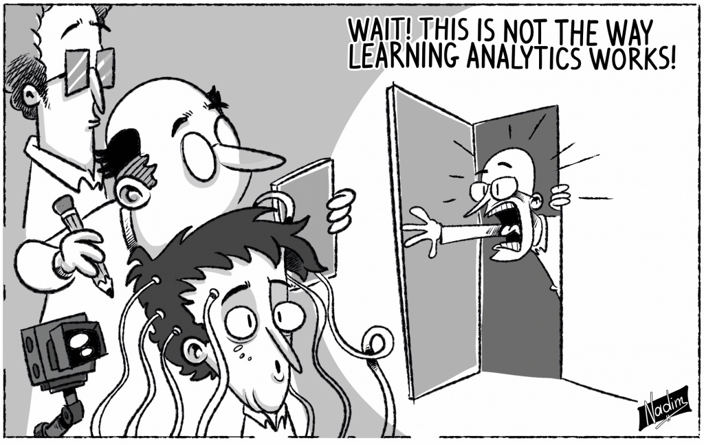 Cartoon: Learning Analytics