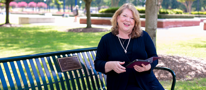 Photo Rebecca Timmons, Director of Academic Assessment and Accountability at University of Arkansas - Fort Smith
