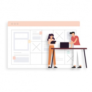 Illustratio: Begin a Plan With End-Results in Mind