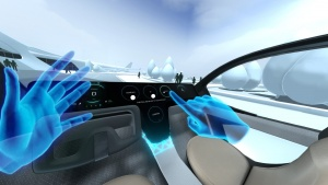 Visualizing future customer experiences in VR